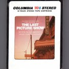 The Last Picture Show - Original Soundtrack 1971 CBS A51 8-TRACK TAPE