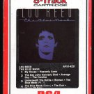Lou Reed - The Blue Mask 1982 RCA C/O A25 8-TRACK TAPE