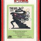 The Wiz - Super Soul Musical 1975 RCA ATLANTIC A10 8-TRACK TAPE