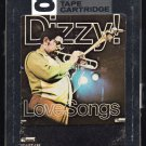 Dizzy Gillespie - Love Songs 1953 AMPEX UPFRONT Re-issue AC5 8-TRACK TAPE
