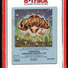 Commodores -  Commodore's Greatest Hits 1978 RCA MOTOWN A18E 8-TRACK TAPE