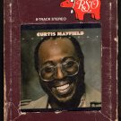 Curtis Mayfield - Heartbeat 1979 RSO A18E 8-TRACK TAPE