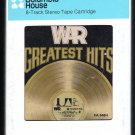 War - Greatest Hits 1976 CRC UA A35 8-TRACK TAPE