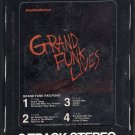 Grand Funk Railroad - Grand Funk Lives 1981 WB A53 8-TRACK TAPE