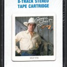 George Strait - #7 1986 CRC Sealed A19C 8-TRACK TAPE
