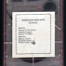 Donovan - Mini Hits 1968 M6 BOOTLEG A32 4-TRACK TAPE
