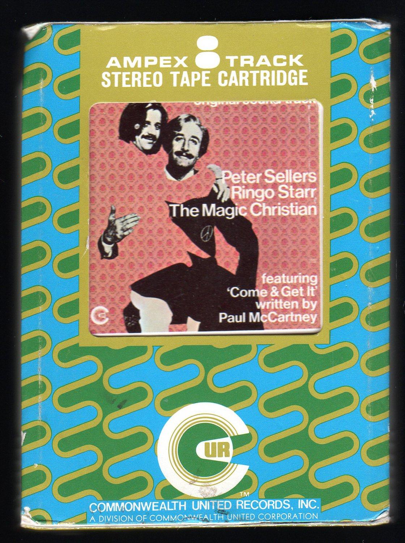 The Magic Christian - Original Soundtrack 1969 AMPEX CUR A45 8-TRACK TAPE