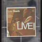 Lou Rawls - LIVE 1966 CAPITOL C/O A45 4-TRACK TAPE