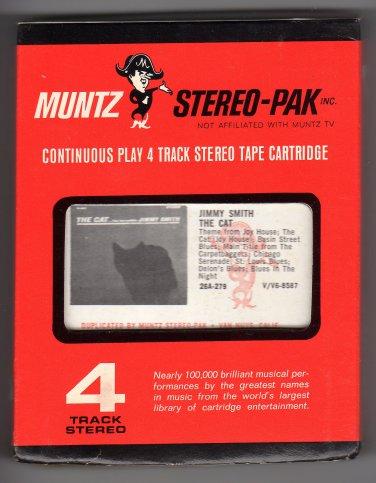 Jimmy Smith - The Cat 1964 MUNTZ VERVE A45 4-TRACK TAPE