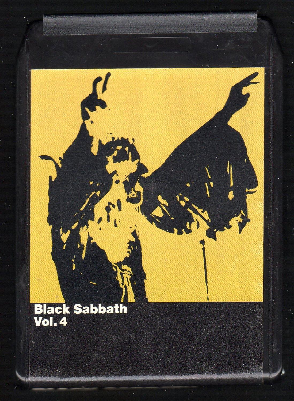 Black Sabbath - Volume 4 1972 WB A32 8-TRACK TAPE