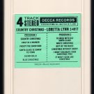 Loretta Lynn - Country Christmas 1966 DECCA A32 4-TRACK TAPE