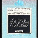 John Williams - Star Wars Original Motion Picture Soundtrack 1977 20CENTURY A32 8-TRACK TAPE