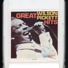 Wilson Pickett - Great Wilson Pickett Hits 1967 ITCC WAND C/O A32 8-TRACK TAPE