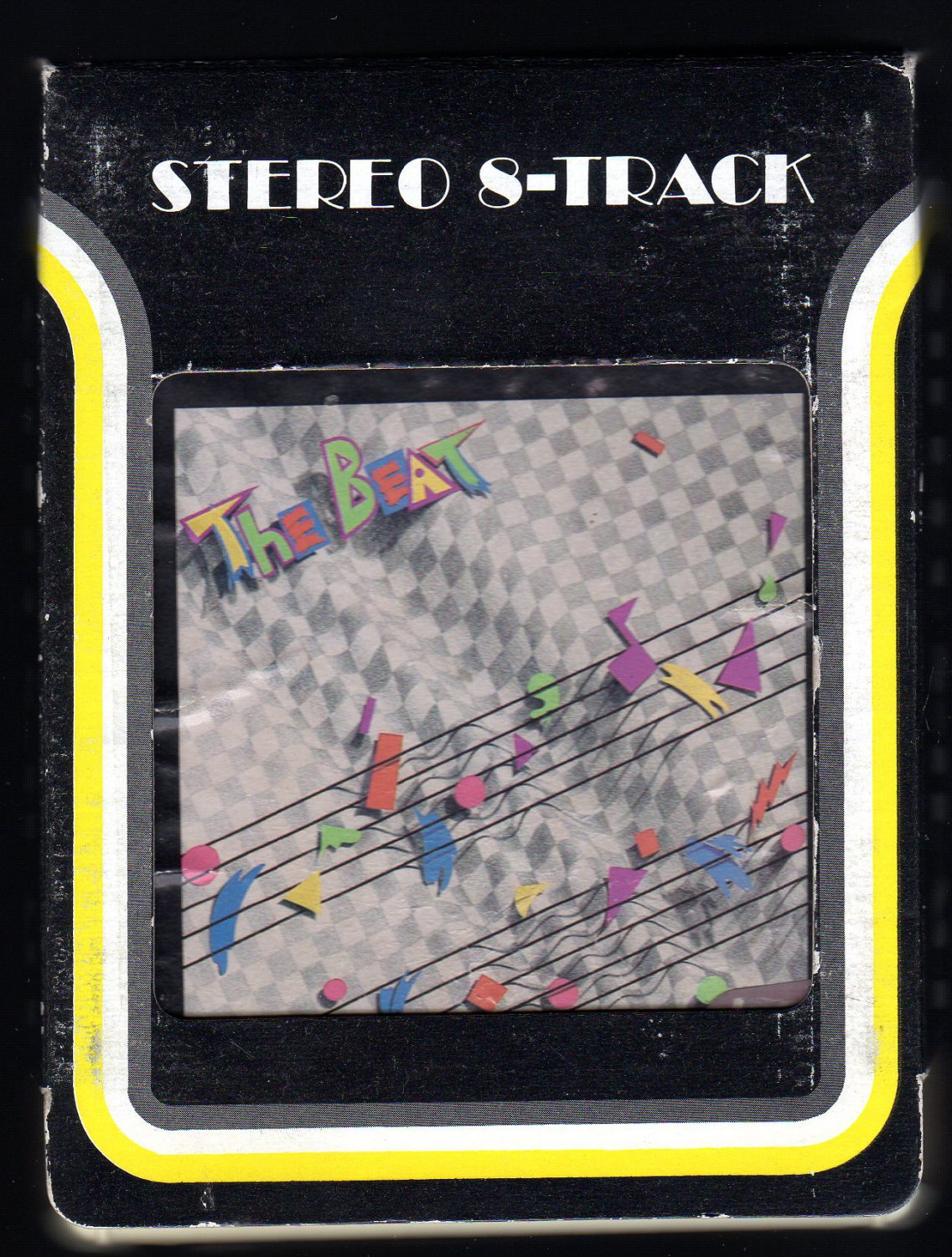 The Beat - Various Rock 1982 KTEL A32 8-TRACK TAPE