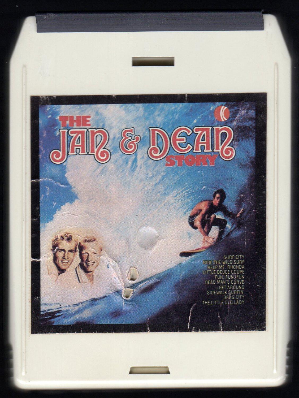 Jan & Dean - The Jan & Dean Story 1980 KTEL IMPERIAL A32 8-TRACK TAPE