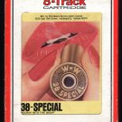 38 Special - Rockin' Into The Night 1979 RCA A&M A32 8-TRACK TAPE