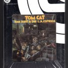 Tom Scott - Tom Cat 1975 ODE Sealed A32 8-TRACK TAPE