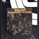 Tom Scott - Tom Cat 1975 ODE Sealed A32 8-TRACK TAPE