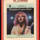 Peter Frampton - Frampton Comes Alive 1976 RCA A&M A32 8-TRACK TAPE