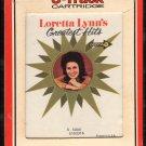 Loretta Lynn - Greatest Hits 1968 RCA DECCA Sealed A32 8-TRACK TAPE