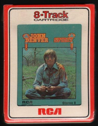John Denver - Spirit 1976 RCA Sealed A14 8-TRACK TAPE