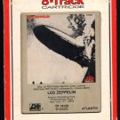 Led Zeppelin - Led Zeppelin 1969 Debut RCA ATLANTIC Re-issue A5 8-TRACK TAPE