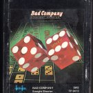 Bad Company - Straight Shooter 1976 ATLANTIC A11 8-TRACK TAPE