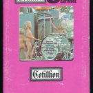 Woodstock Two - Various Artists 1971 COTILLION Double Play C/O A42 8-TRACK TAPE