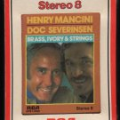 Henry Mancini And Doc Severinsen - Brass Ivory And Strings 1973 RCA Sealed A13 8-TRACK TAPE