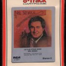 Neil Sedaka - Let's Go Steady Again 1976 RCA Sealed A13 8-TRACK TAPE