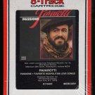 Luciano Pavarotti - Passione 1985 RCA Sealed A13 8-TRACK TAPE