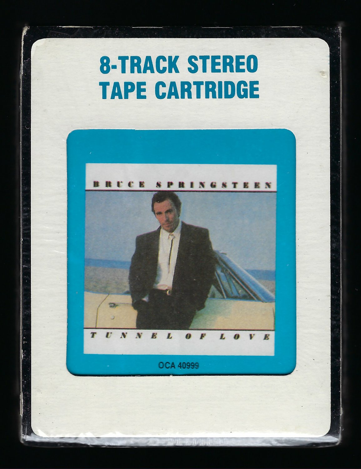 Bruce Springsteen - Tunnel Of Love 1987 CRC Sealed AC1 8-TRACK TAPE