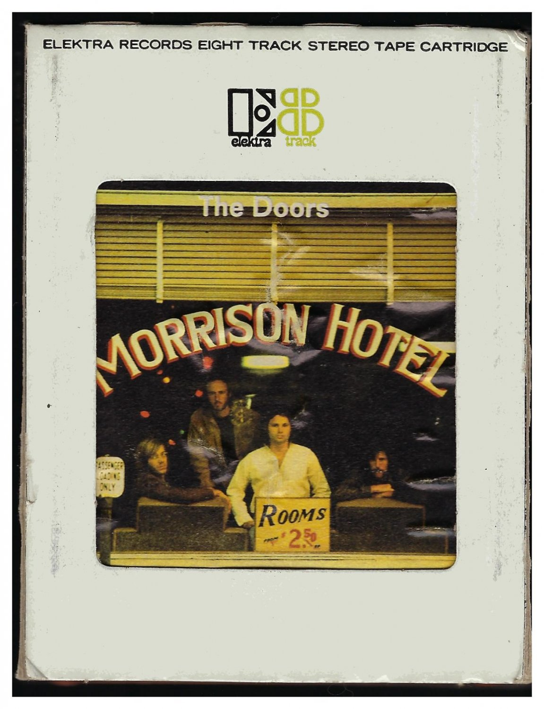 The Doors - Morrison Hotel 1970 ELEKTRA A41 8-TRACK TAPE