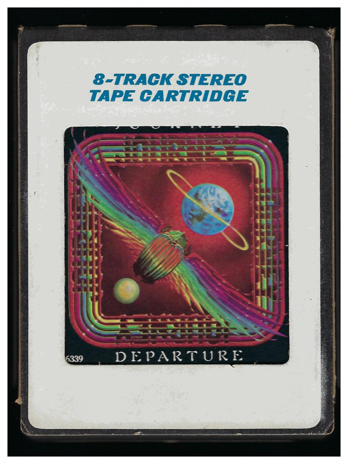 Journey - Departure 1980 CBS A29A 8-TRACK TAPE