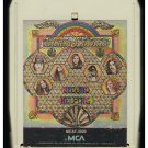 Lynyrd Skynyrd - Second Helping 1974 MCA T2 8-TRACK TAPE