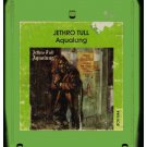 Jethro Tull - Aqualung 1971 CHRYSALIS A23 8-TRACK TAPE