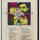 The Rascals - Time Peace Greatest Hits 1968 AMPEX ATLANTIC A19C 8-TRACK TAPE