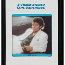 Michael Jackson - Thriller 1983 CRC A23 8-TRACK TAPE