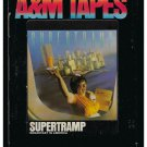 Supertramp - Breakfast In America 1979 A&M w/LYRICS A28 8-TRACK TAPE