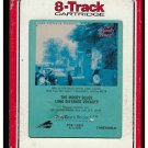 The Moody Blues - Long Distance Voyager 1981 RCA DECCA A28 8-TRACK TAPE