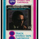 Bill Evans Trio - Bill Evans With Symphony Orchestra 1966 AMPEX LEAR VERVE A20 8-TRACK TAPE