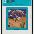Glen Campbell - Rhinestone Cowboy 1975 CRC CAPITOL A20 8-TRACK TAPE