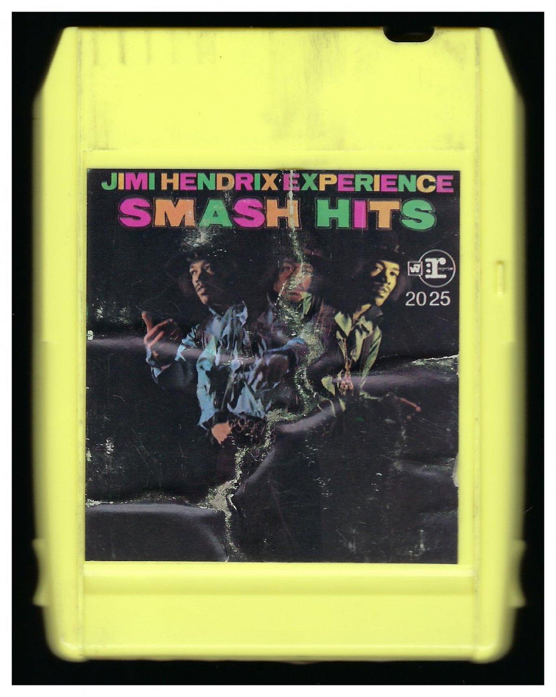 Jimi Hendrix - Smash Hits 1968 REPRISE A27 8-TRACK TAPE