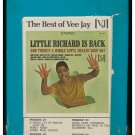 Little Richard - Little Richard Is Back (Whole Lotta Of Shakin Goin On) 1964 VEEJAY A43 8-TRACK TAPE