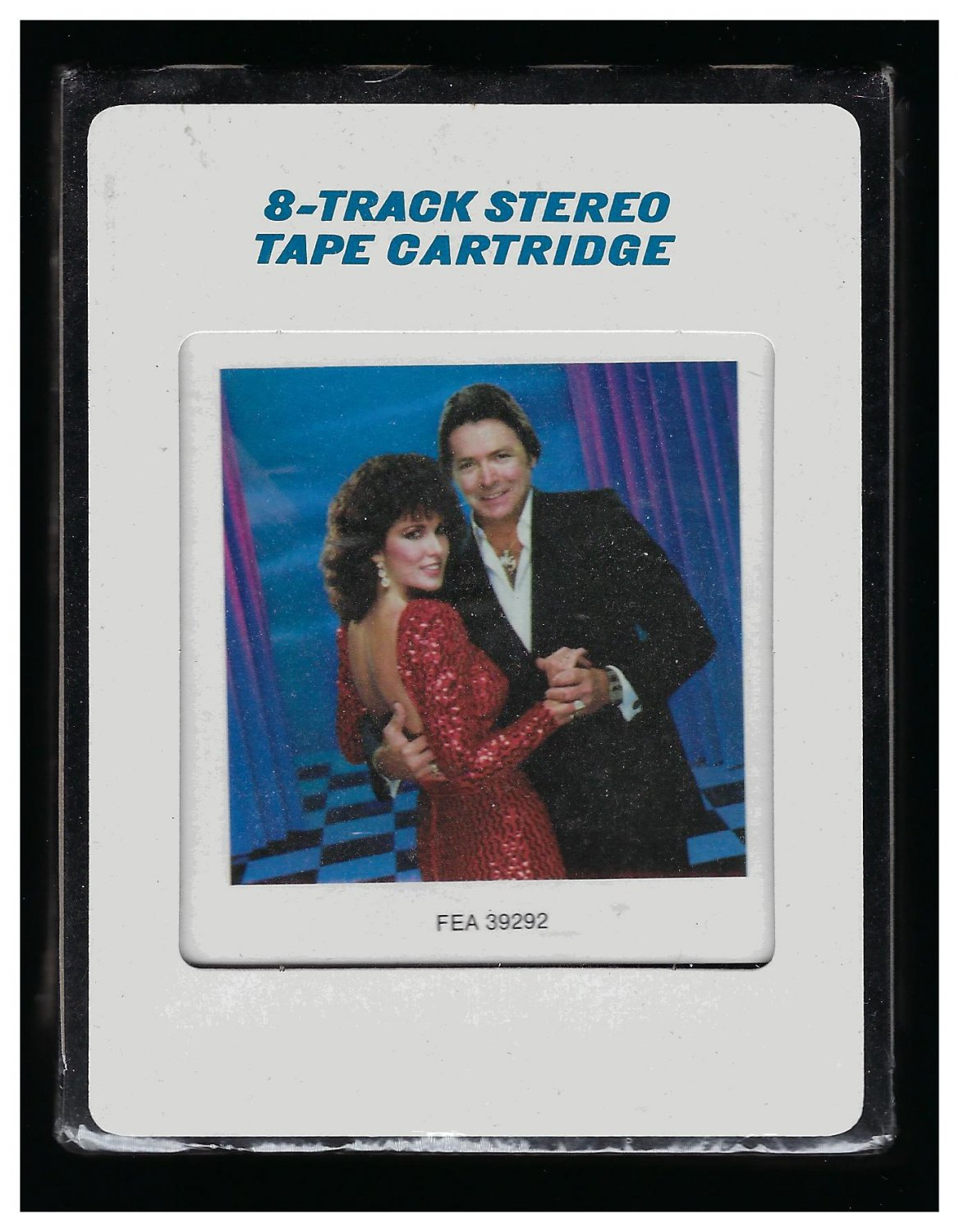 Mickey Gilley & Charly McClain - It Takes Believers 1984 CRC EPIC Sealed A36 8-TRACK TAPE