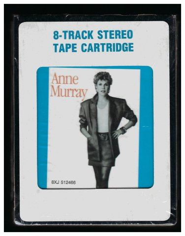 Anne Murray - Something To Talk About 1986 CRC CAPITOL Sealed A36 8-TRACK TAPE