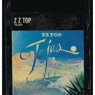 ZZ Top - Tejas 1976 LONDON C/O A17B 8-TRACK TAPE