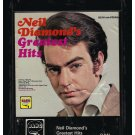 Neil Diamond - Greatest Hits 1968 AMPEX BANG A19A 8-TRACK TAPE