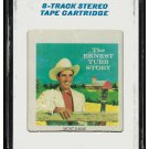 Ernest Tubb - The Ernest Tubb Story 1959 CRC MCA Re-issue A53 8-TRACK TAPE
