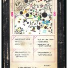 Led Zeppelin - Led Zeppelin III 1970 ATLANTIC A17A 8-TRACK TAPE